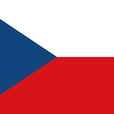 Cseh Köztársaság flag